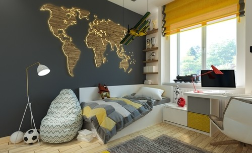 Small Decor Ideas to Satisfy Your Wanderlust