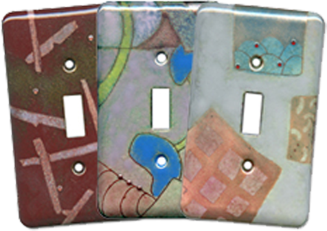Just Beautiful Light Switch Plates - Outlet Covers