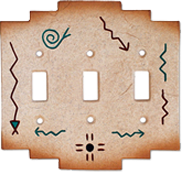 Simply Southwest Light Switch Plates - Outlet Covers