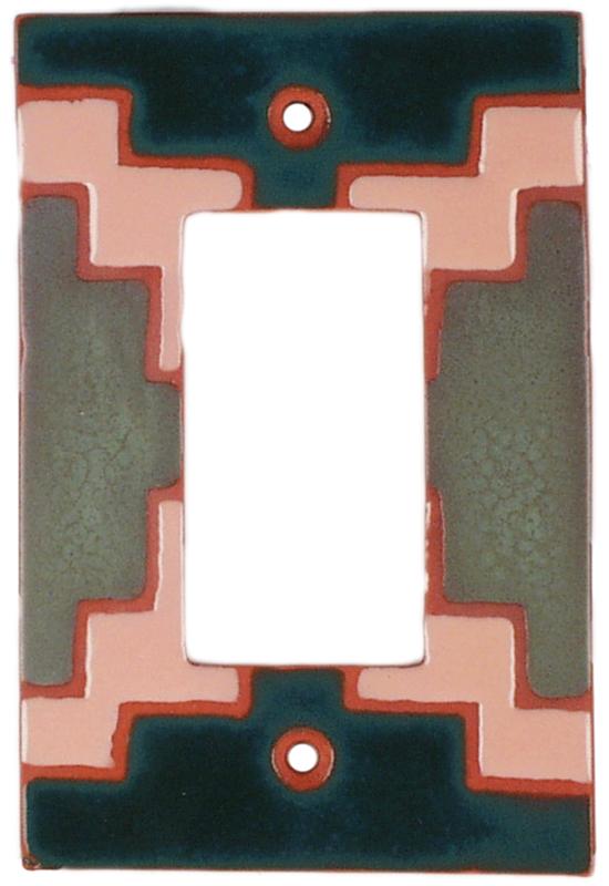 Blanket 69 Single 1 Gang GFCI Rocker Decora Switch Plate Cover