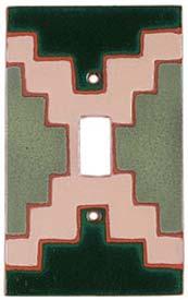 Blanket 69 Single 1 Toggle Light Switch Plates