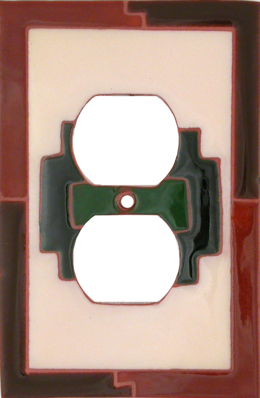 Blanket 79 1 Gang Duplex Outlet Cover Wall Plate