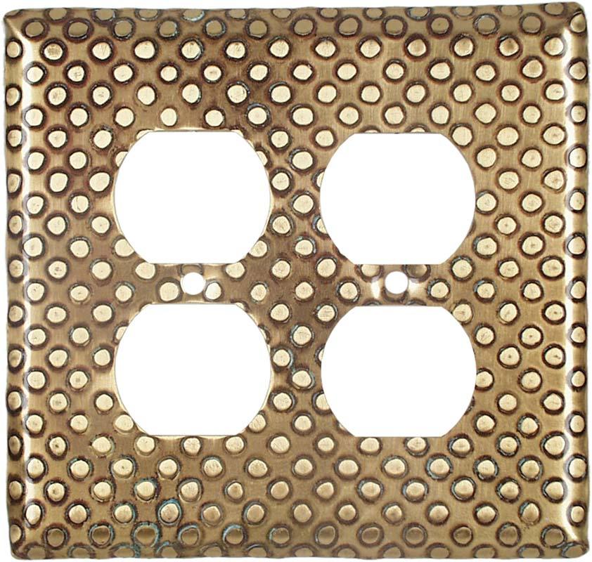 Brass Dots