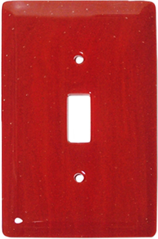Brick Red Glass Wall Plates Amp Outlet Covers