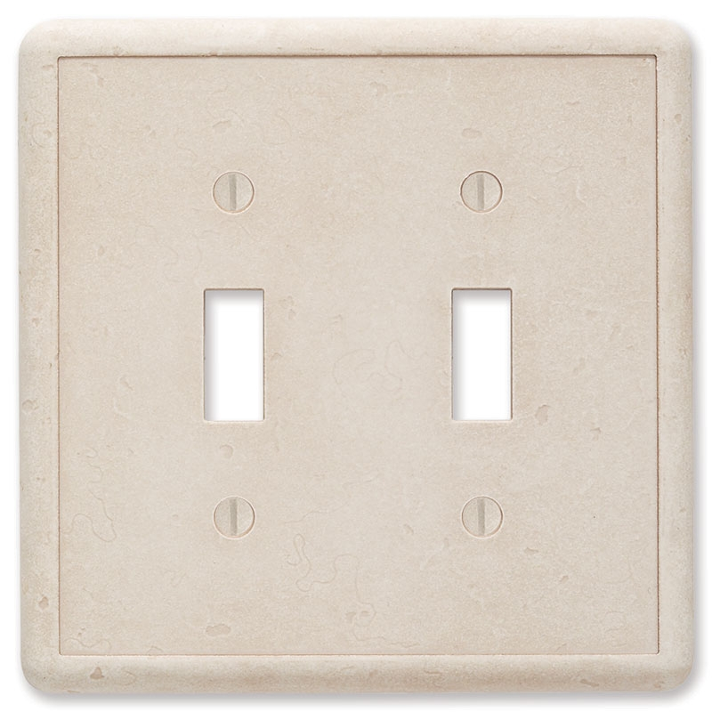 Cast Stone Ivory Switch Plates Wall Plates Outlet Covers Ebay