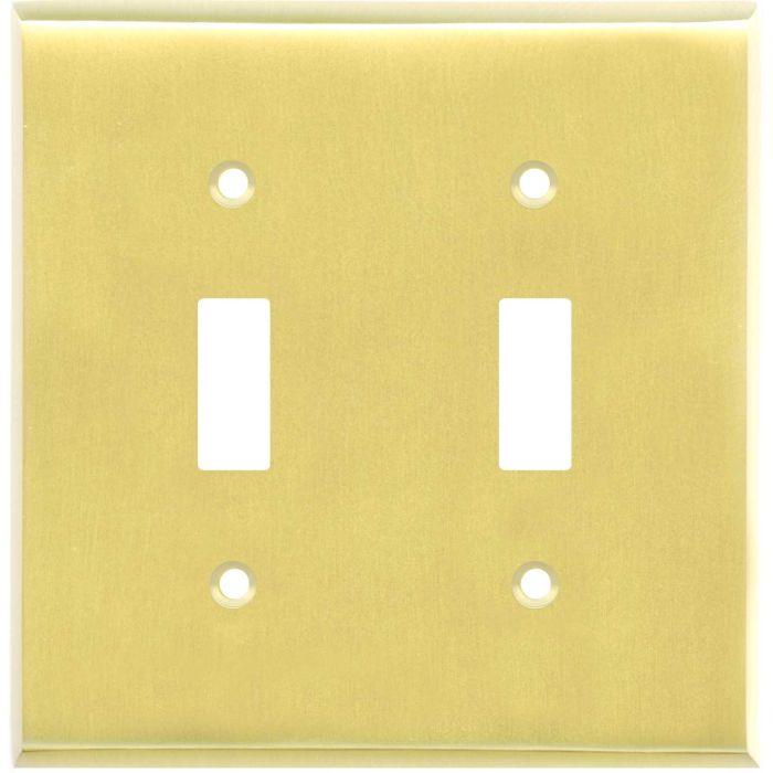 Satin Brass- Data Jack for Modular Plate