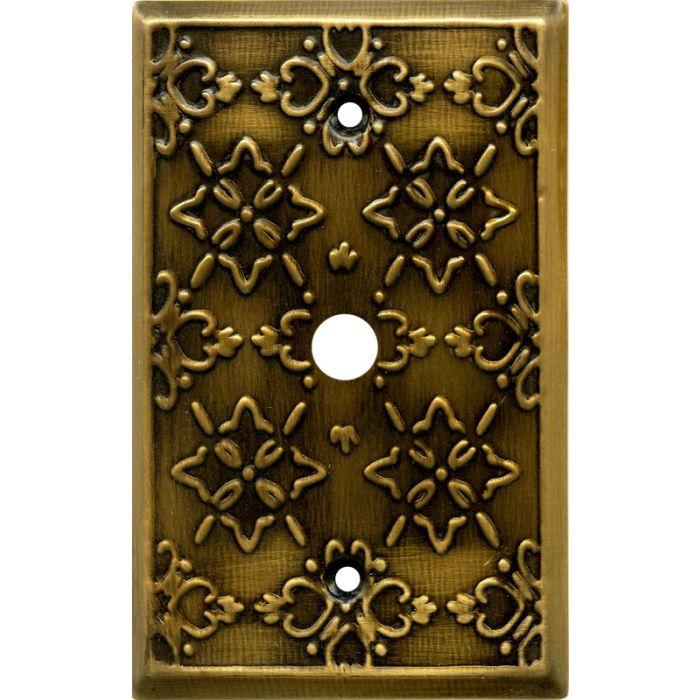 Baroque Antique Brass