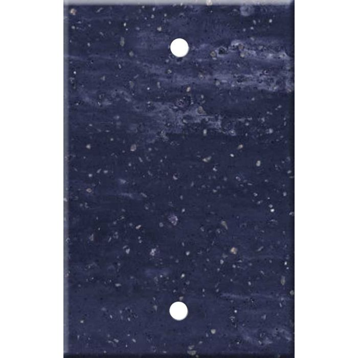 Corian Elderberry Blank Wall Plate Cover