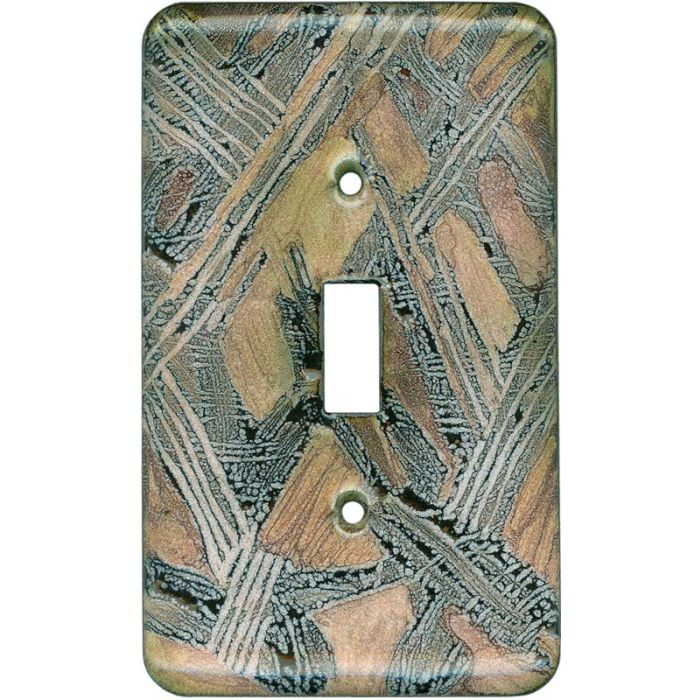 Abstract 10 Single 1 Toggle Light Switch Plates
