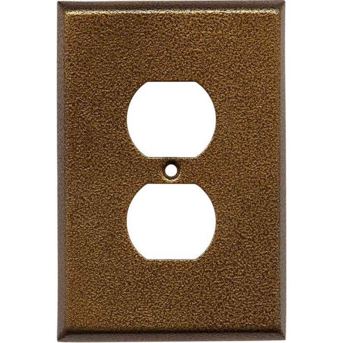 Antique Brass Texture - Outlet Covers