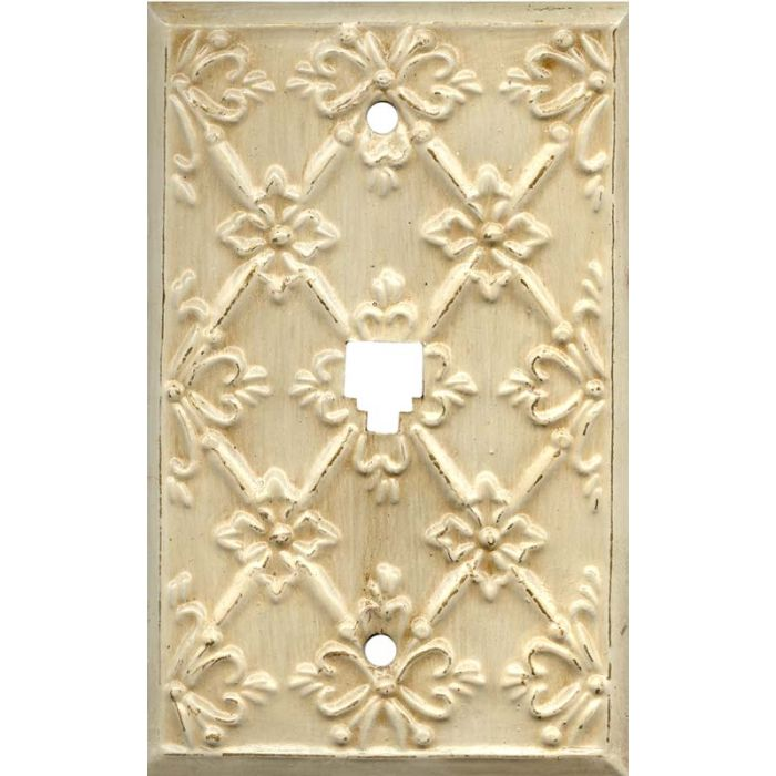 Baroque 1 Toggle Light Switch Cover