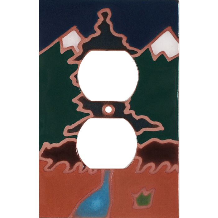Bear Mountain - Outlet Covers