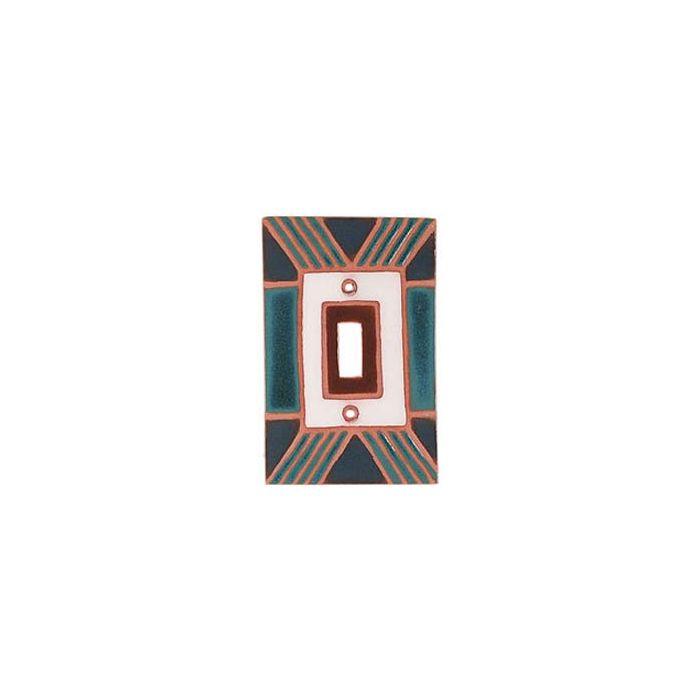 Blanket 71 Single 1 Toggle Light Switch Plates
