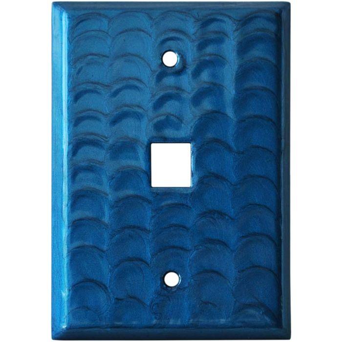 Blue Motion - 1 Port Modular Plates