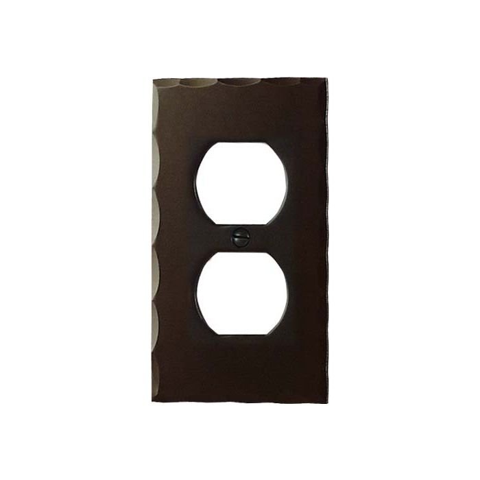 Bungalow 1 Gang Duplex Outlet Cover Wall Plate
