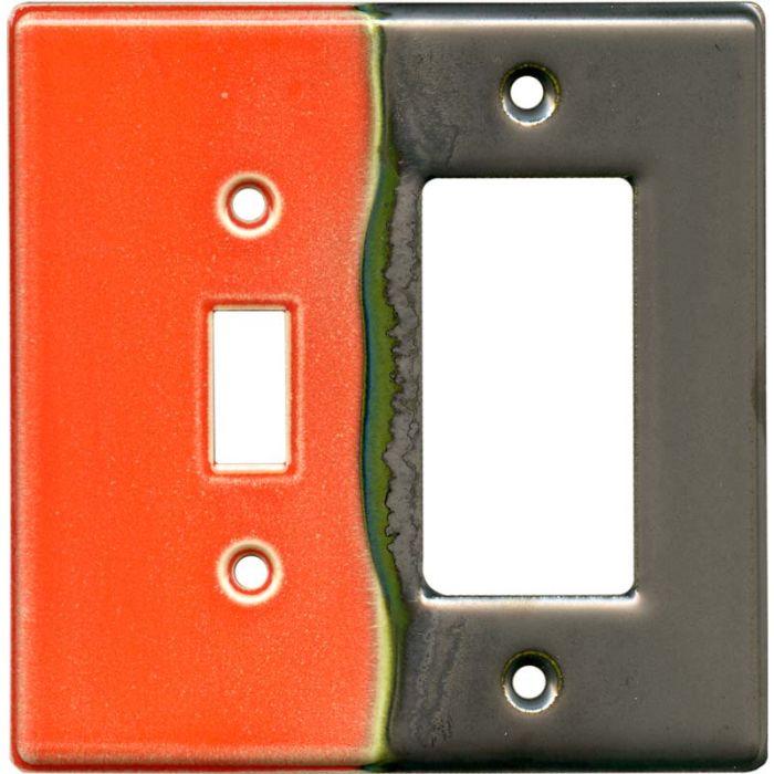Citrus Combination 1 Toggle / Rocker GFCI Switch Covers