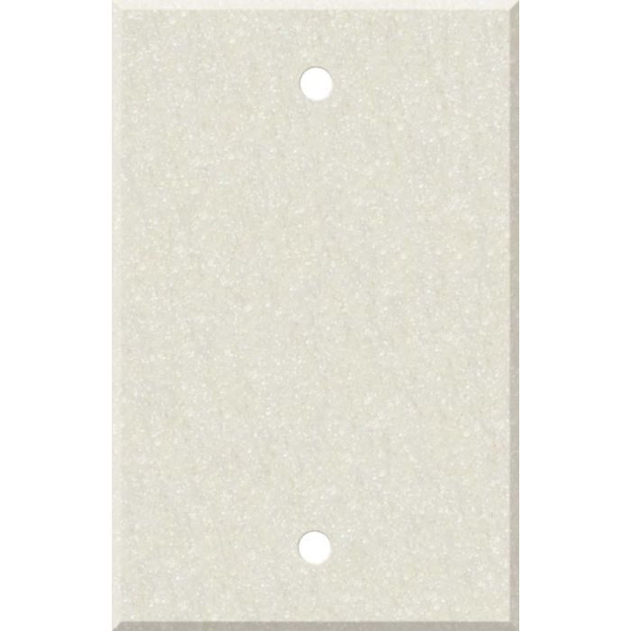 Corian Abalone Blank Wall Plate Cover