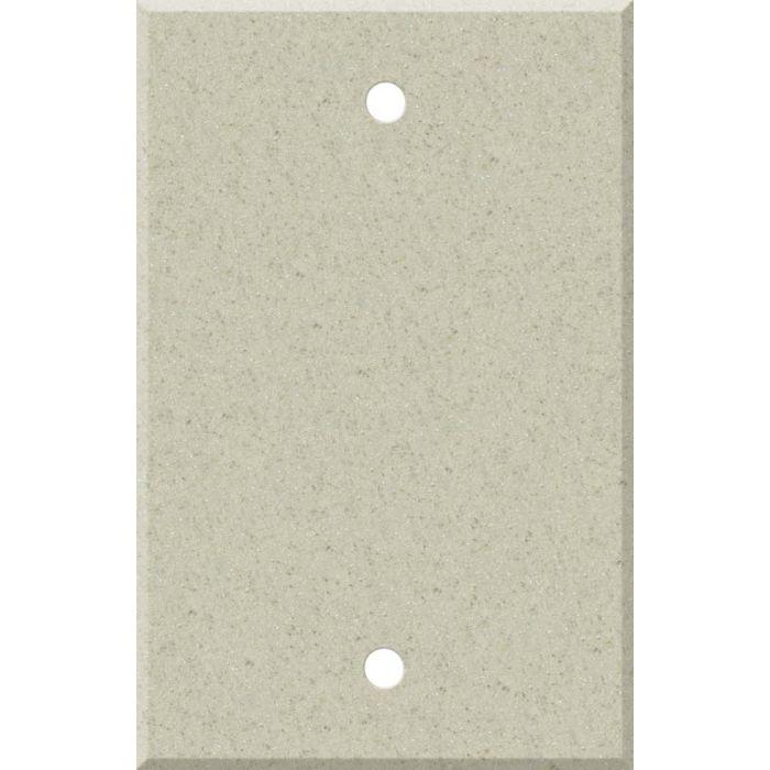 Corian Aurora Blank Wall Plate Cover