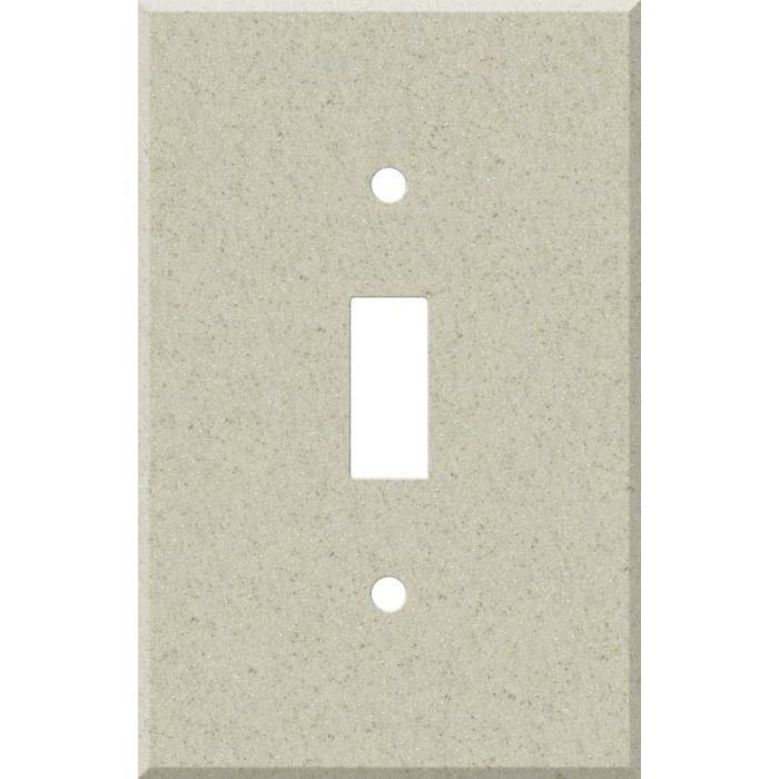 Corian Aurora Single 1 Toggle Light Switch Plates