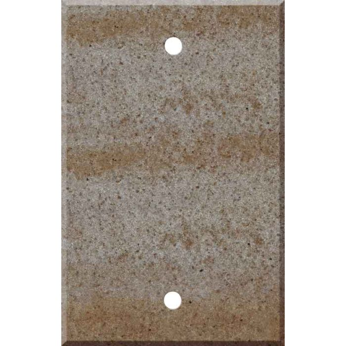 Corian Basil Blank Wall Plate Cover