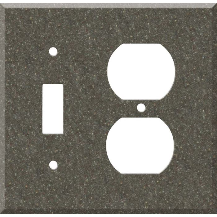 Corian Canyon Combination 1 Toggle / Outlet Cover Plates