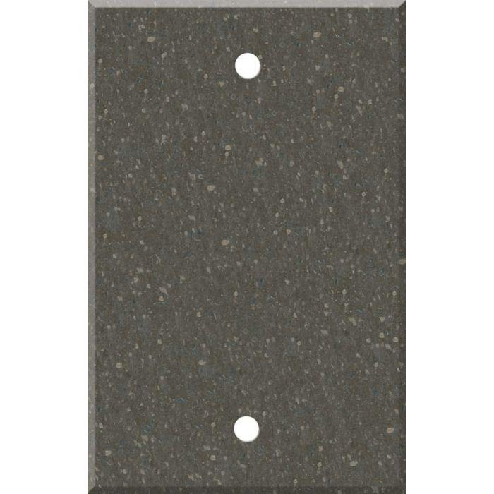 Corian Cocoa Brown - Blank Plate
