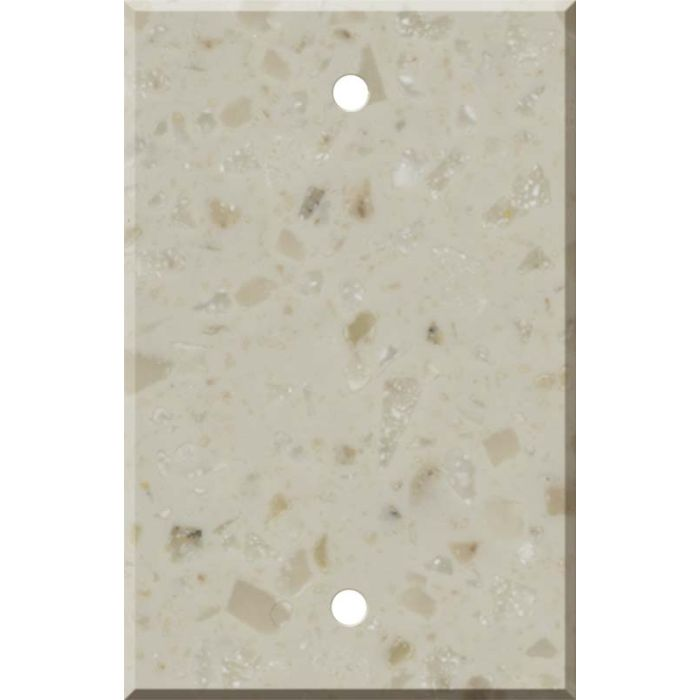 Corian Cottage Lane Blank Wall Plate Cover