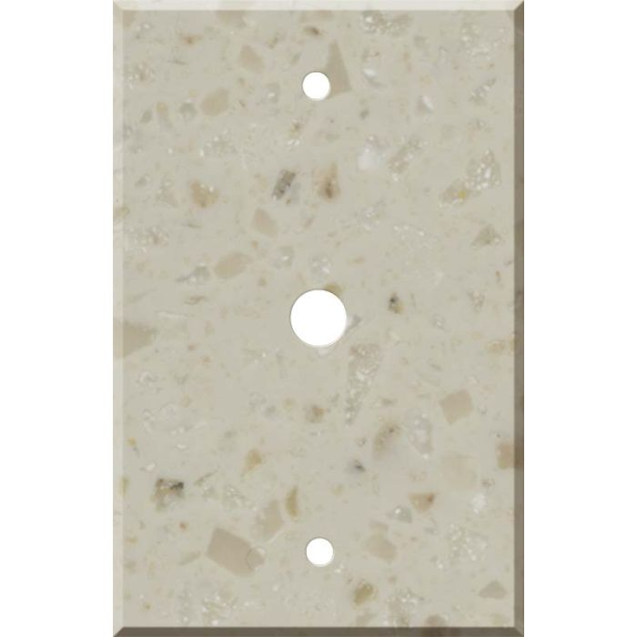 Corian Cottage Lane Coax Cable TV Wall Plates