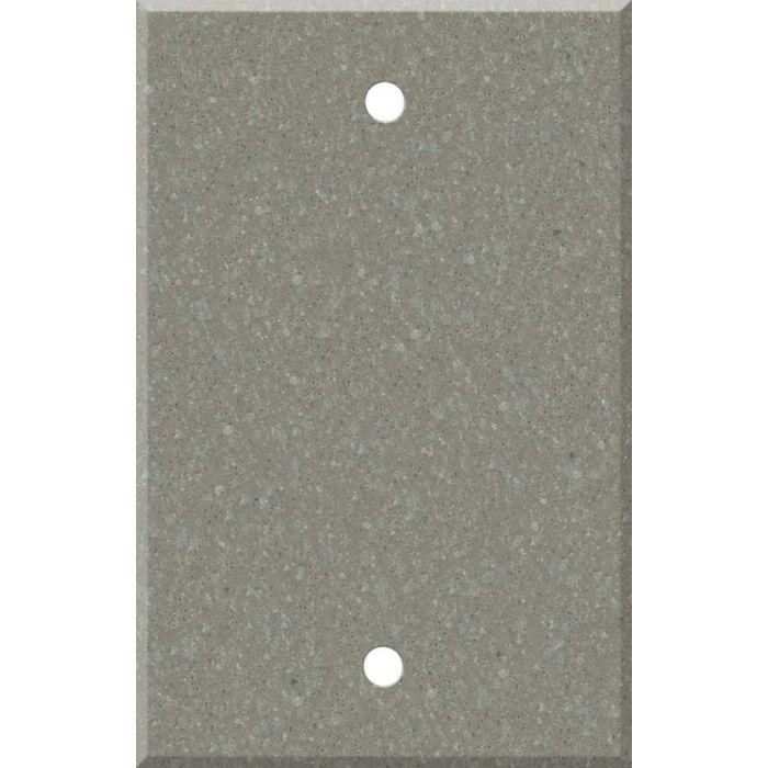 Corian Doeskin Blank Wall Plate Cover