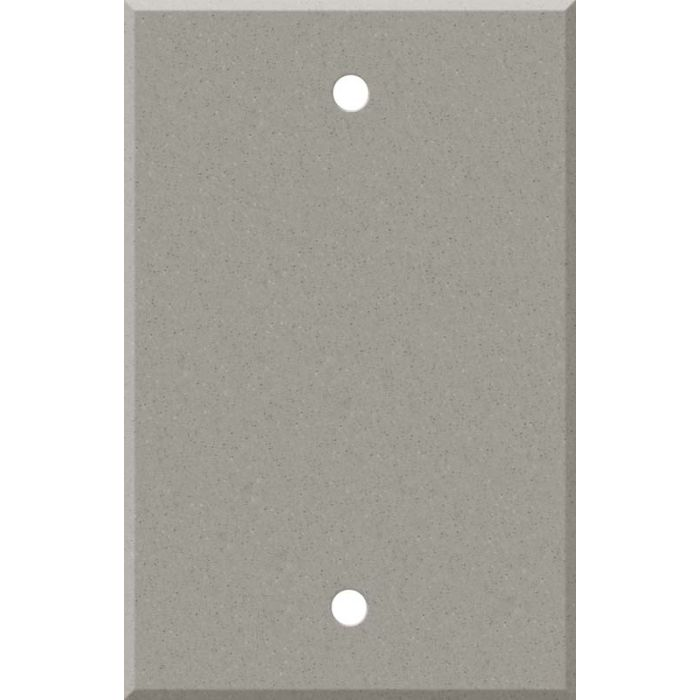 Corian Dove Blank Wall Plate Cover
