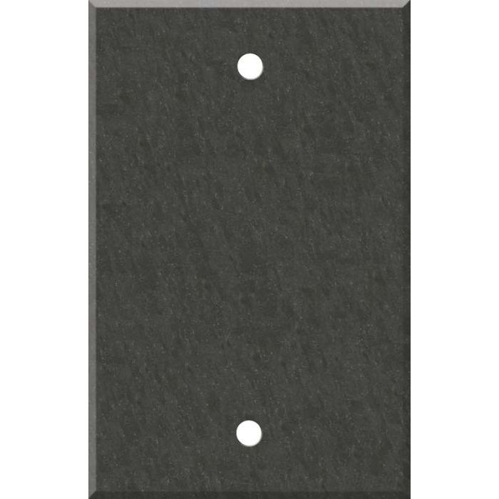 Corian Earth Blank Wall Plate Cover