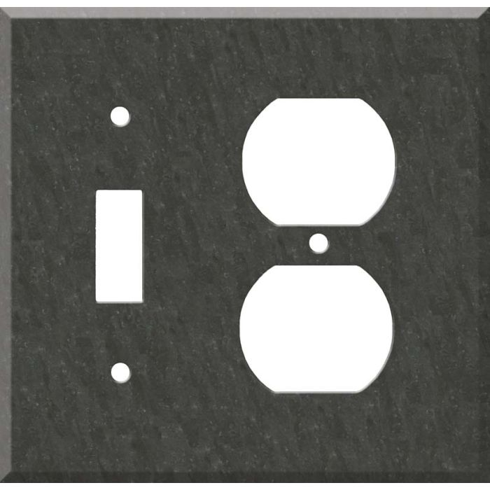 Corian Earth Combination 1 Toggle / Outlet Cover Plates