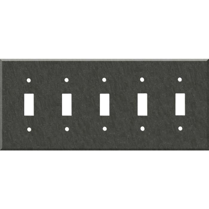 Corian Earth 5 Toggle Wall Switch Plates