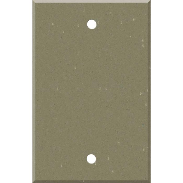 Corian Fawn - Blank Plate