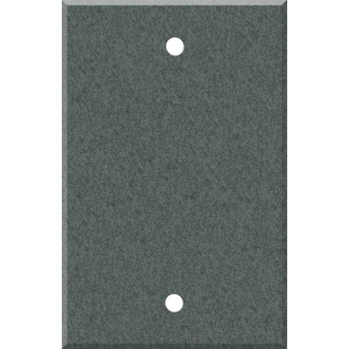 Corian Flint Blank Wall Plate Cover