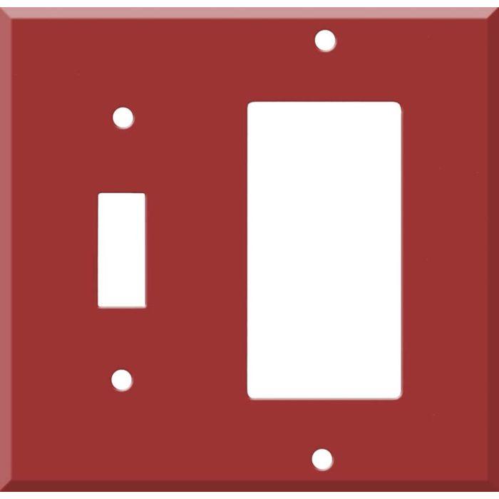 Corian Hot Combination 1 Toggle / Rocker GFCI Switch Covers