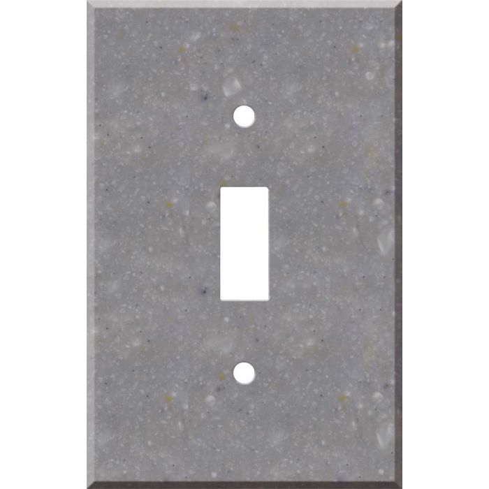 Corian Juniper 1 Toggle Light Switch Cover