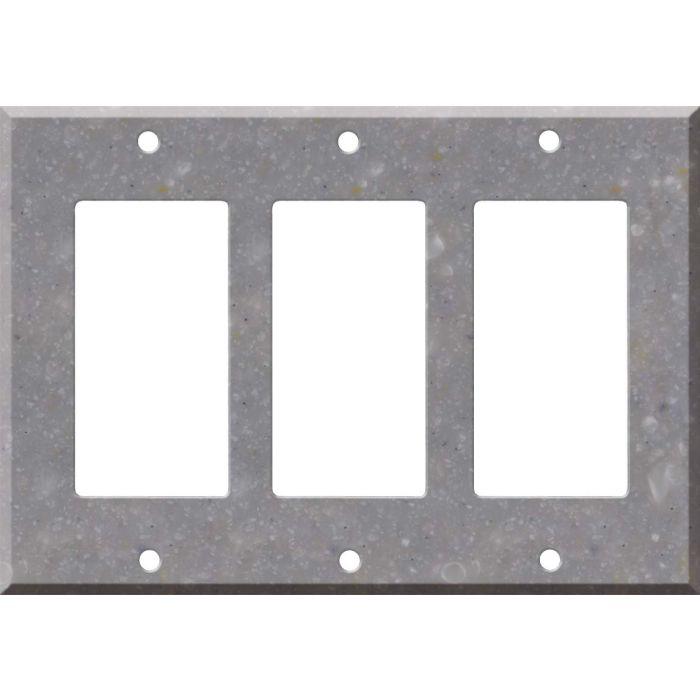 Corian Juniper 3 - Rocker / GFCI Decora Switch Plate Cover
