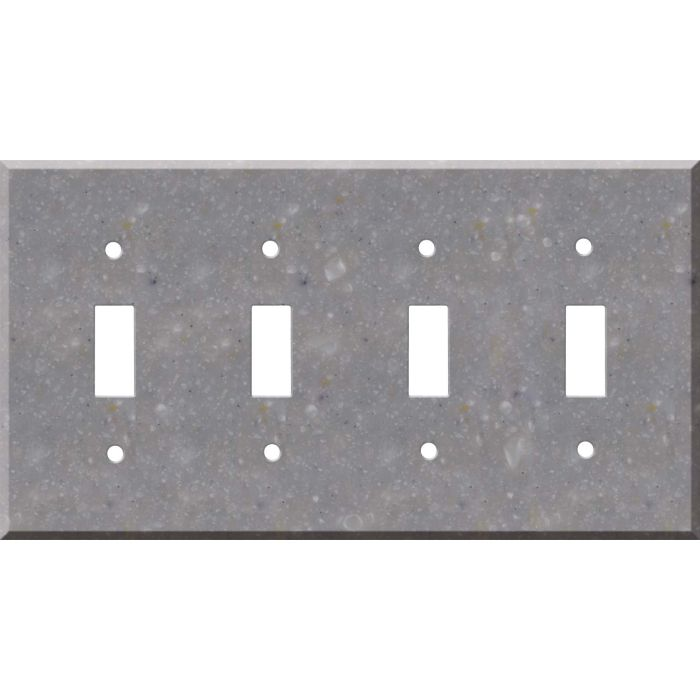 Corian Juniper 4 - Toggle Light Switch Covers & Wall Plates