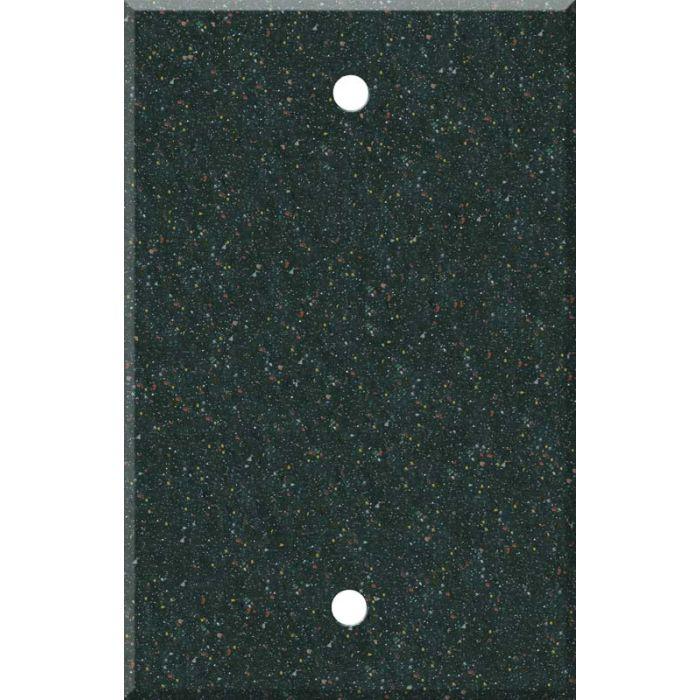 Corian Mardi Gras - Blank Plate