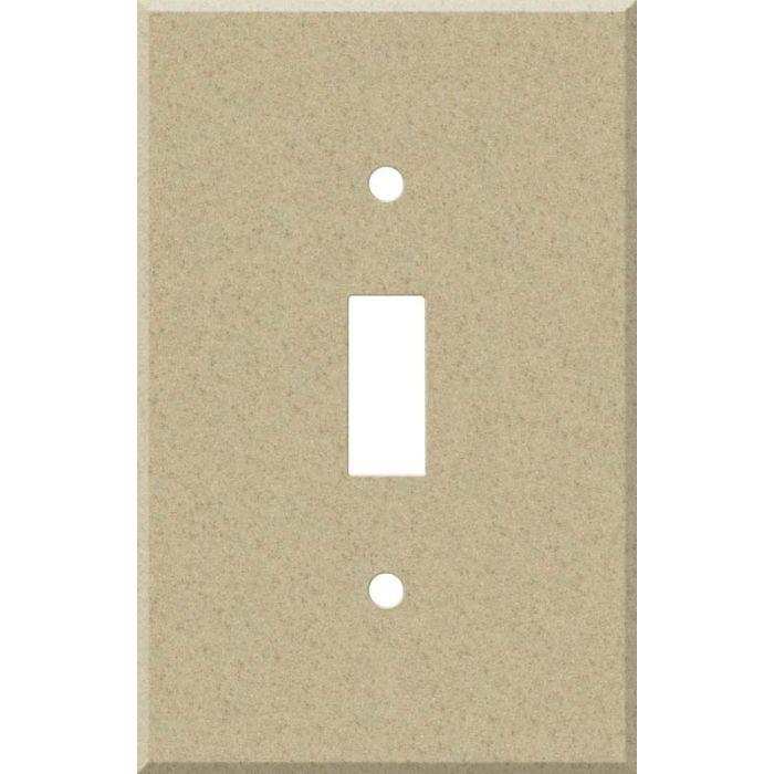 Corian Mojave Single 1 Toggle Light Switch Plates