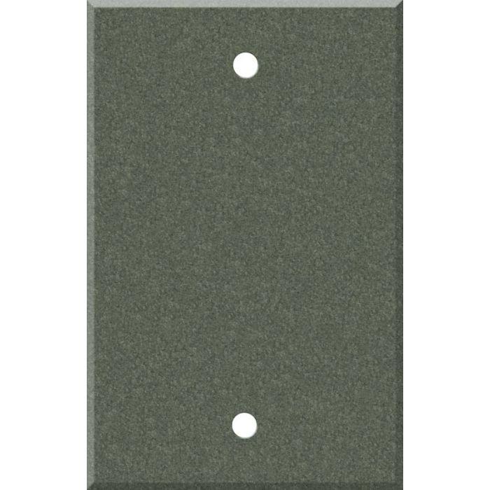 Corian Moss Blank Wall Plate Cover