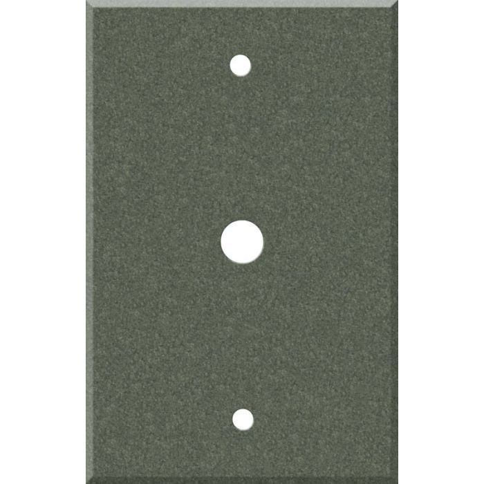 Corian Moss Coax Cable TV Wall Plates