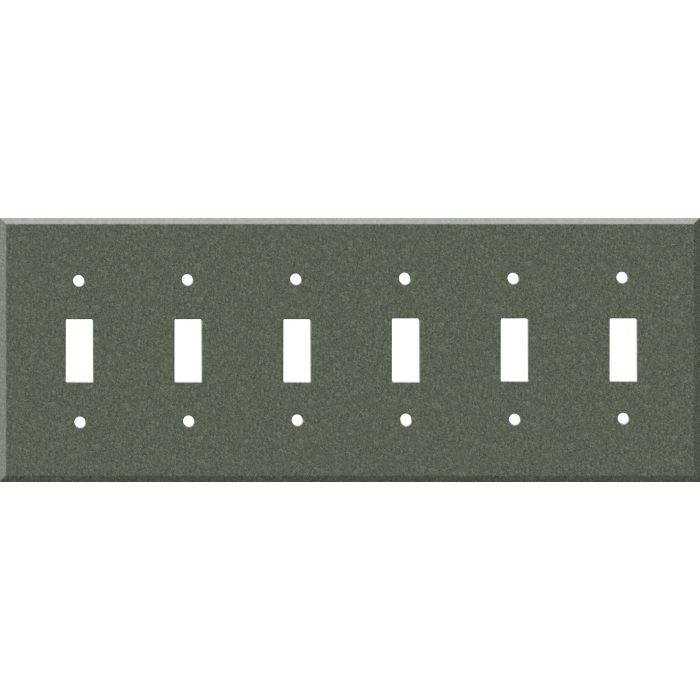 Corian Moss 6 Toggle Wall Plate Covers