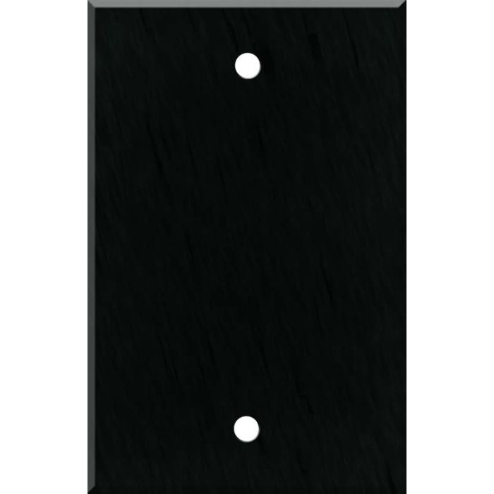 Corian Deep Nocturne Blank Wall Plate Cover