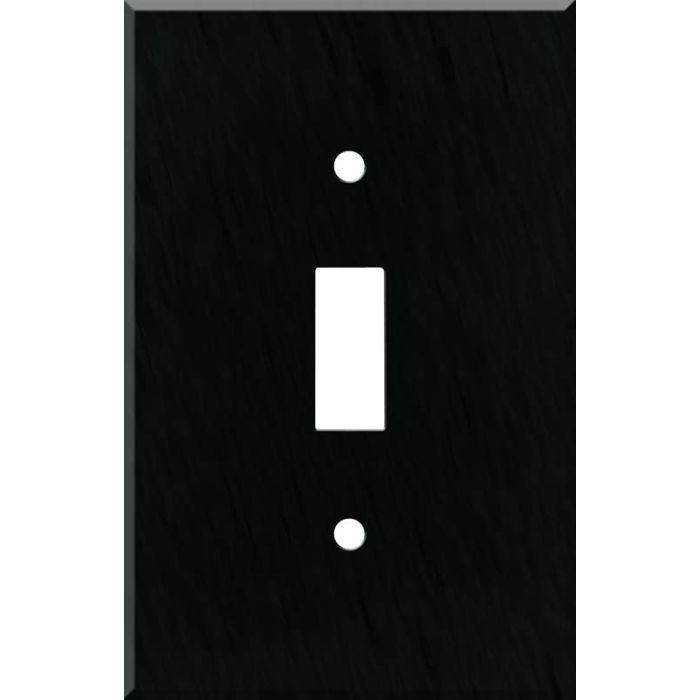 Corian Deep Nocturne Single 1 Toggle Light Switch Plates