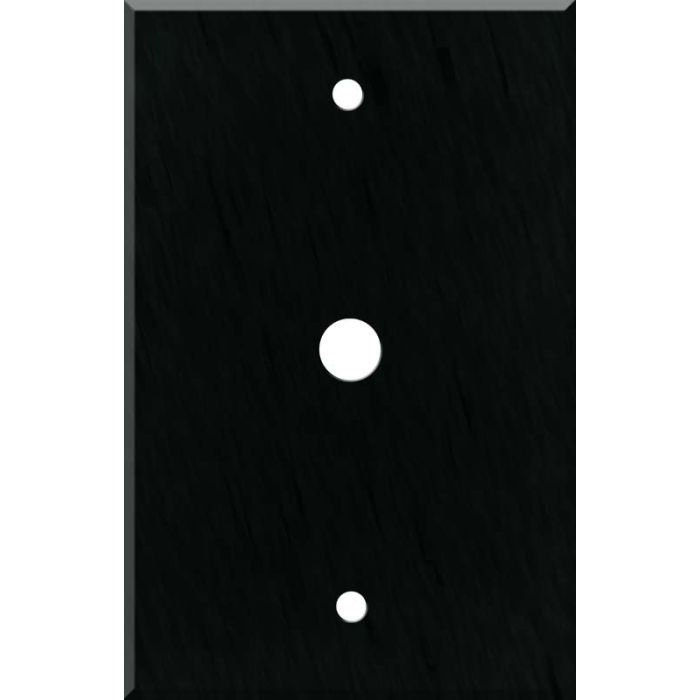 Corian Deep Nocturne Coax Cable TV Wall Plates