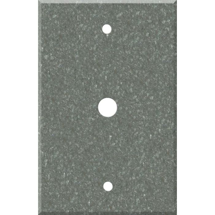 Corian Pine Coax Cable TV Wall Plates