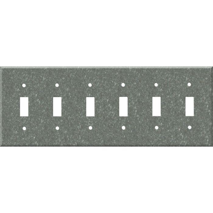 Corian Pine 6 Toggle Wall Plate Covers