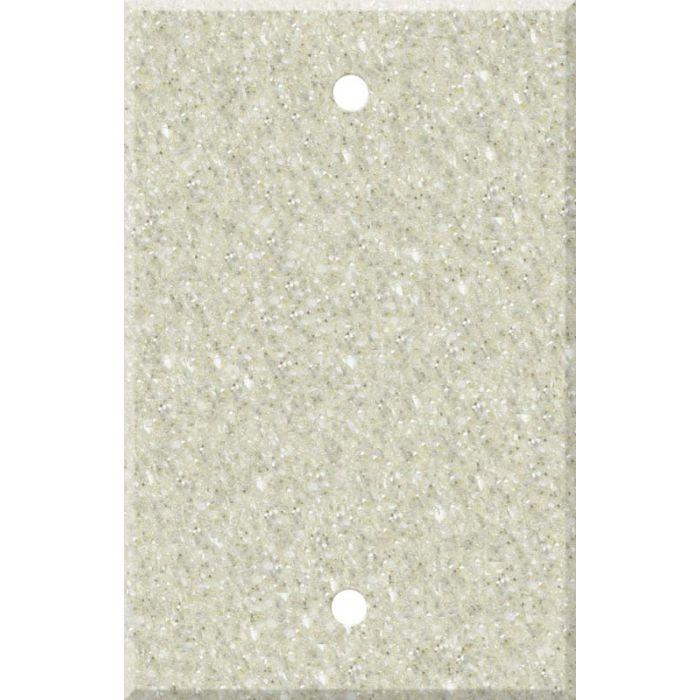 Corian Sahara Blank Wall Plate Cover